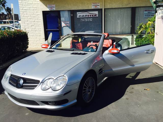 2006 Mercedes-Benz SL-Class for sale at CARSTER in Huntington Beach CA