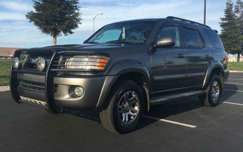 2006 Toyota Sequoia for sale at CARSTER in Huntington Beach CA