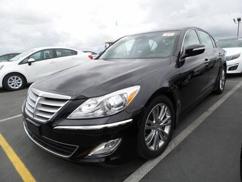 2013 Hyundai Genesis for sale at CARSTER in Huntington Beach CA