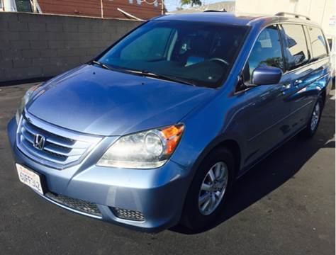 2008 Honda Odyssey for sale at CARSTER in Huntington Beach CA