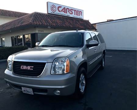 2008 GMC Yukon XL for sale at CARSTER in Huntington Beach CA