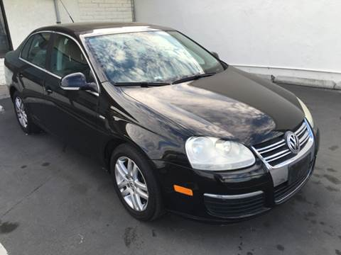 2007 Volkswagen Jetta for sale at CARSTER in Huntington Beach CA