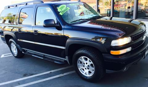 2006 Chevrolet Suburban for sale at CARSTER in Huntington Beach CA