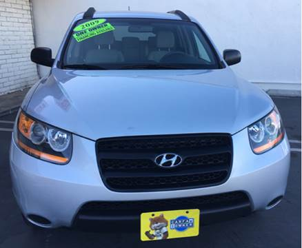 2009 Hyundai Santa Fe for sale at CARSTER in Huntington Beach CA