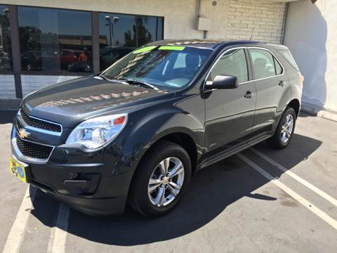 2012 Chevrolet Equinox for sale at CARSTER in Huntington Beach CA