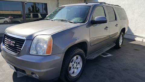 2007 GMC Yukon XL for sale at CARSTER in Huntington Beach CA