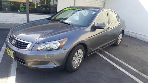 2010 Honda Accord for sale at CARSTER in Huntington Beach CA