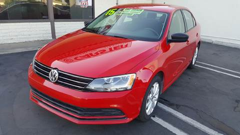 2015 Volkswagen Jetta for sale at CARSTER in Huntington Beach CA