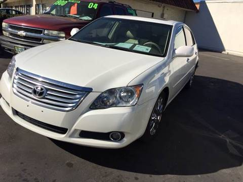 2008 Toyota Avalon for sale at CARSTER in Huntington Beach CA