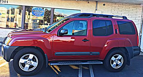 2006 Nissan Xterra for sale at CARSTER in Huntington Beach CA
