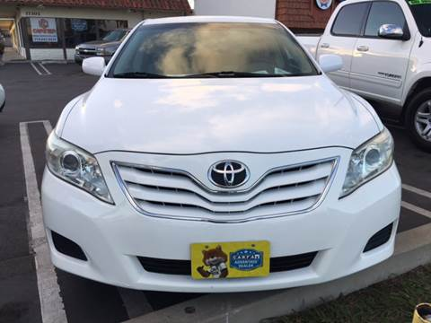 2010 Toyota Camry for sale at CARSTER in Huntington Beach CA