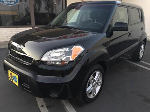 2011 Kia Soul for sale at CARSTER in Huntington Beach CA