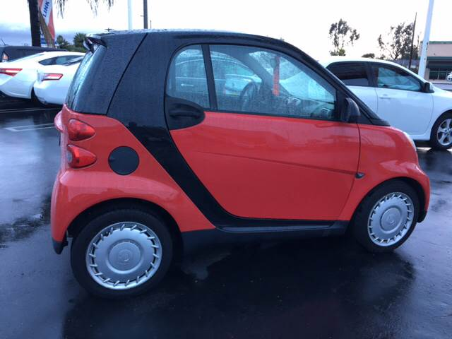 2009 Smart fortwo for sale at CARSTER in Huntington Beach CA