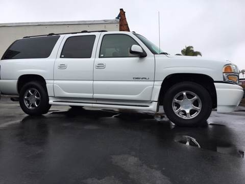 2004 GMC Yukon XL for sale at CARSTER in Huntington Beach CA