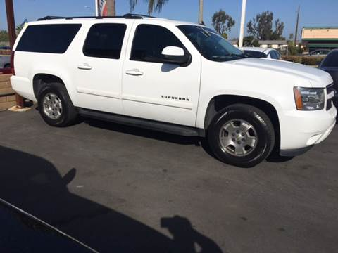 2007 Chevrolet Suburban for sale at CARSTER in Huntington Beach CA