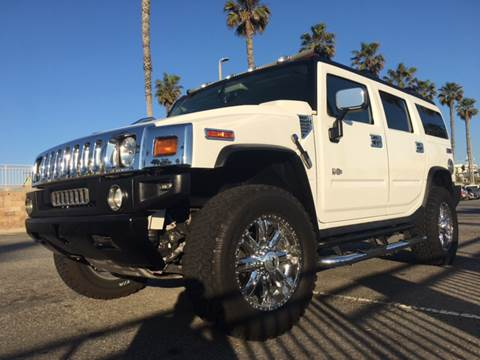 2005 HUMMER H2 for sale at CARSTER in Huntington Beach CA