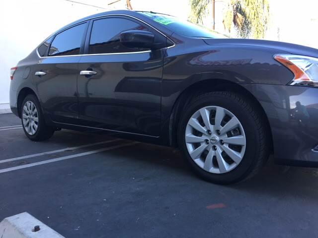 2014 Nissan Sentra S 4dr Sedan CVT - Huntington Beach CA