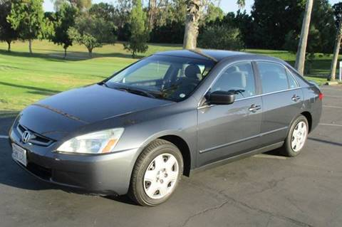 2005 Honda Accord for sale at CARSTER in Huntington Beach CA