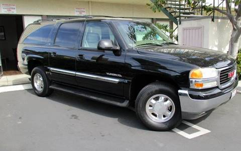 2003 GMC Yukon XL for sale at CARSTER in Huntington Beach CA