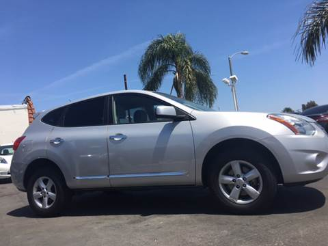 2013 Nissan Rogue for sale at CARSTER in Huntington Beach CA