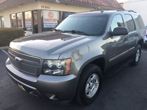 2007 Chevrolet Tahoe for sale at CARSTER in Huntington Beach CA