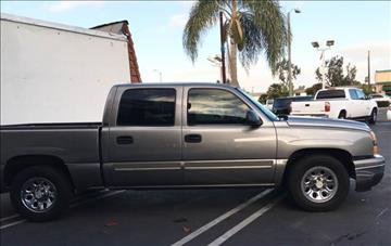 2007 Chevrolet Silverado 1500 Classic for sale at CARSTER in Huntington Beach CA
