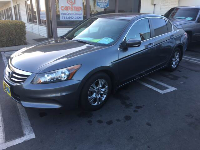 2011 Honda Accord SE 4dr Sedan - Huntington Beach CA