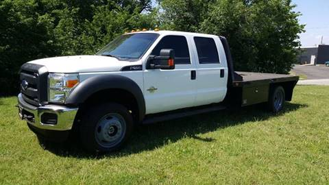 2014 Ford F-550 for sale in Tulsa, OK