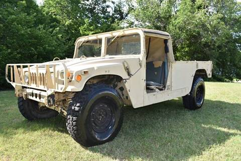 1986 AM General Hummer for sale in Tulsa, OK