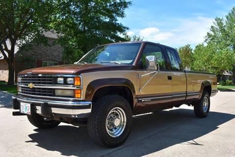 1988 Chevrolet C/K 3500 Series for sale in Tulsa, OK