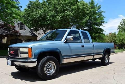 1992 GMC Sierra 2500 SLE
