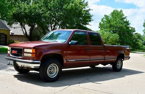 1998 GMC Sierra 3500 for sale in Tulsa, OK