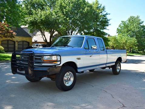 1997 Ford F-250 for sale in Tulsa, OK