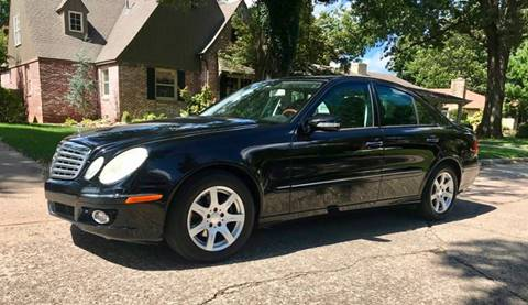 2008 Mercedes-Benz E-Class for sale at A Motors in Tulsa OK