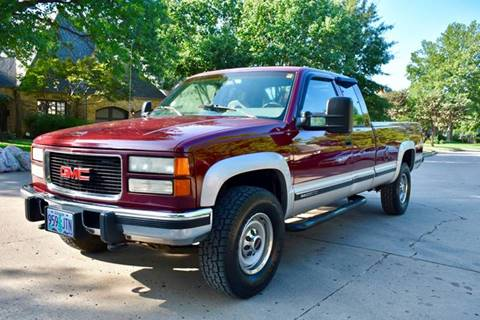 1994 GMC Sierra 2500 for sale in Tulsa, OK