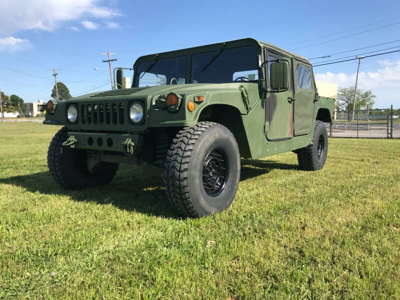 1989 AM General M998 for sale at A Motors in Tulsa OK