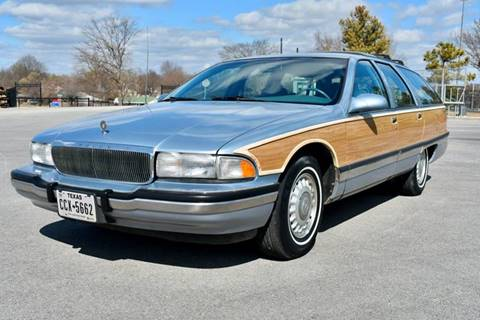 1996 Buick Roadmaster for sale at A Motors in Tulsa OK