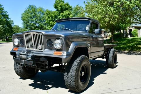 1969 Jeep J3000 for sale at A Motors in Tulsa OK