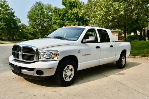 2006 Dodge Ram Pickup 3500 for sale at A Motors in Tulsa OK