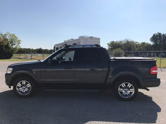 2010 ford explorer sport trac for sale at americas auto mall in arlington tx