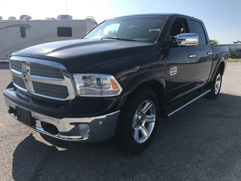2015 RAM Ram Pickup 1500 for sale at America's Auto Mall in Arlington TX