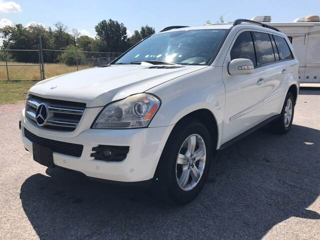 2008 Mercedes-Benz GL-Class for sale at America's Auto Mall in Arlington TX