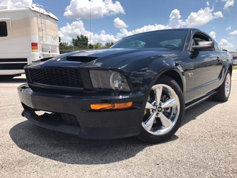2008 Ford Mustang for sale at America's Auto Mall in Arlington TX