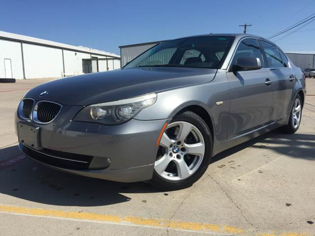 2008 BMW 5 Series for sale at America's Auto Mall in Arlington TX