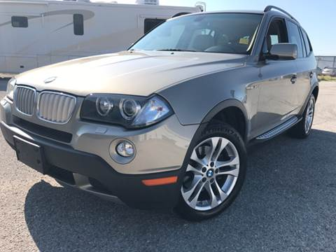 2008 BMW X3 for sale at America's Auto Mall in Arlington TX
