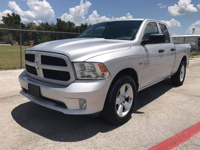 2013 RAM Ram Pickup 1500 for sale at America's Auto Mall in Arlington TX