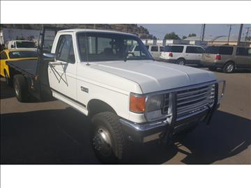 1991 Ford F-350 for sale at Billings Auto Finder in Billings MT