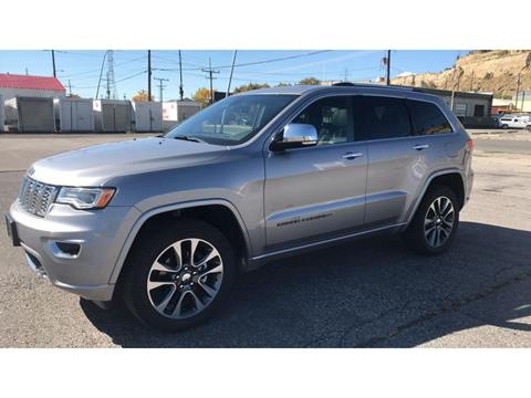 2017 Jeep Grand Cherokee for sale in Billings, MT