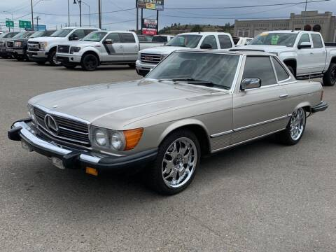 1985 Mercedes-Benz 380-Class for sale at Billings Auto Finder in Billings MT