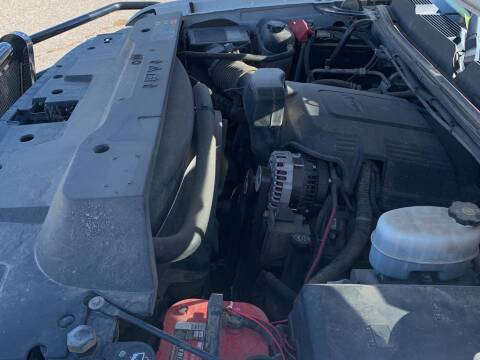 2011 Chevrolet Silverado 2500HD for sale at Billings Auto Finder in Billings MT